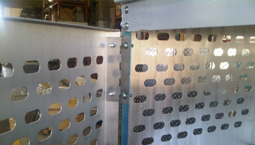 Metal Enclosures and Appliance Covers