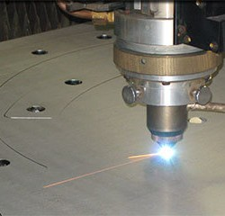 Custom laser cutting