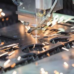 steel laser cutting