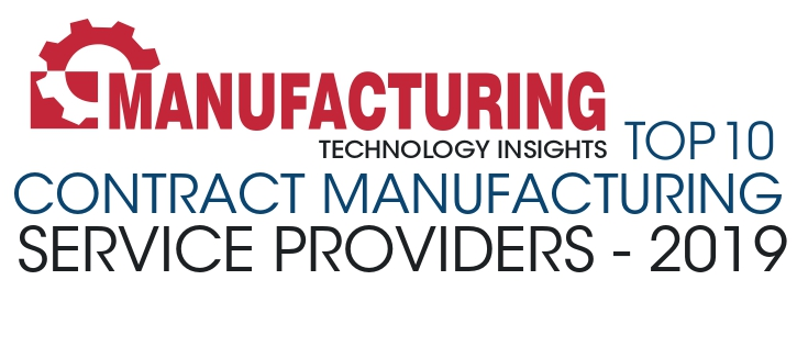 We are the top 10 contract manufacturing service providers - 2019