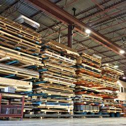 Efficiency through fabrication process