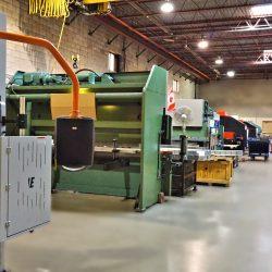 laser production